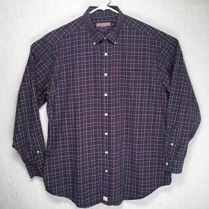 Vineyard Vines mens long sleeve button down shirt